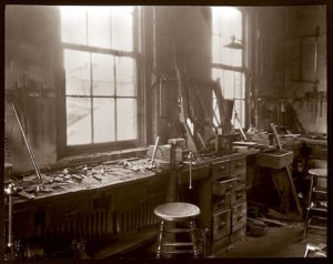 Jonathan Browning's Workshop in Ogden