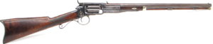 Colt Model 1855 Revolving Rifle.