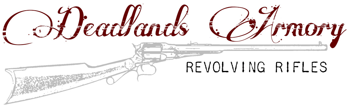 Deadlands Armory - Revolving Rifles