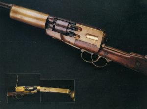 Mershon and Hollingsworth Automatic Rifle