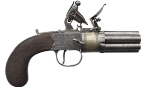 Pepperbox Pistol