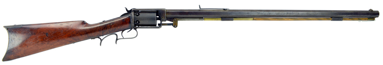 Warner Revolving Rifle