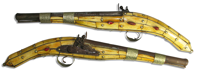 Barbary Coast Flintlocks