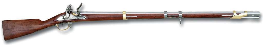 "Pedersoli Reproduction of a Fusil Modèle 1777 ""Charleville"" Musket"