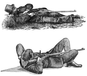 "The ""Creedmoor"" Shooting Position"