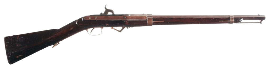 Hall Model 1840 Type I Carbine