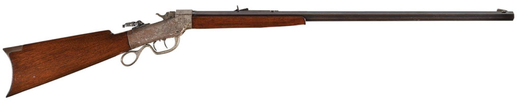 Marlin-Ballard No. 2 Sporting Rifle