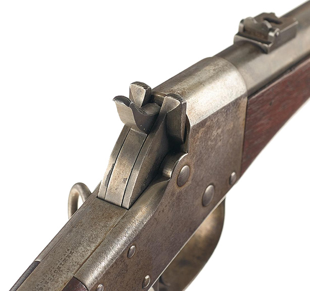 "Remington ""Split Breech"" Carbine"