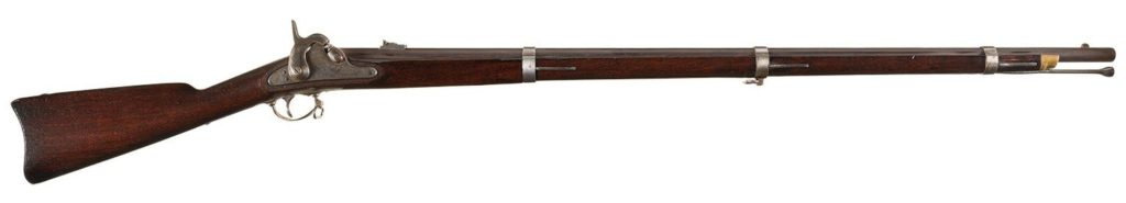 Richmond Armory Type I 1861 Rifled Musket