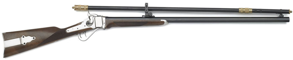 Sharps Rifle, Pedersoli Reproduction.