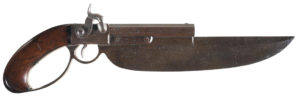 U.S. Navy Elgin Cutlass Pistol