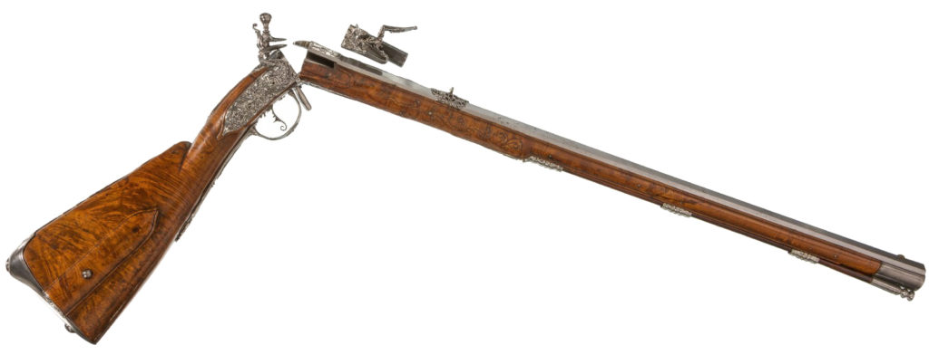 Grebe Break-Action Flintlock