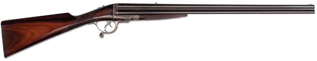 Lancaster Four-Barrel Rifle