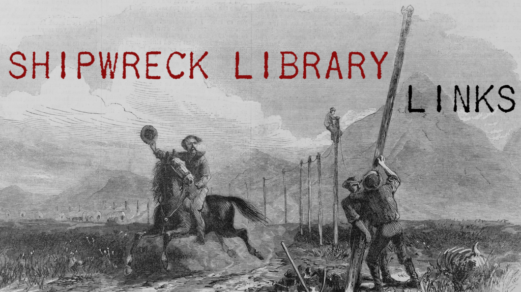 Shipwreck Library Links
