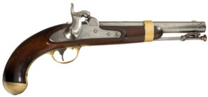 U.S. Navy Model 1842 Percussion Pistol