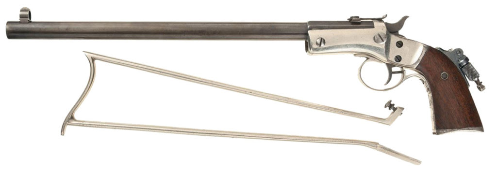 Stevens New Model Pocket Rifle No. 40