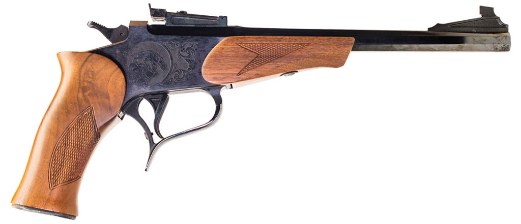 Vacherie Bolt-Action Pistol