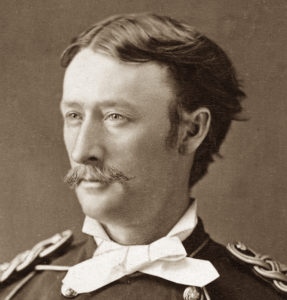 Captain Thomas Ward Custer