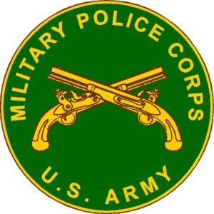 United States Army Military Police Corp Insignia